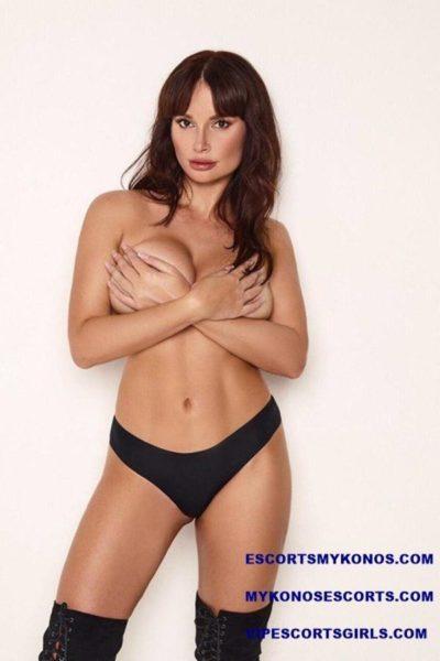 Milana - Hot and Sexy Escort Girl in Mykonos Greece